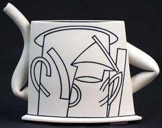 """""""Fine Way Teapot"""" - Nicholas Homoky (porcelain)"""