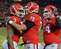 Love this pic! Go Dawgs!