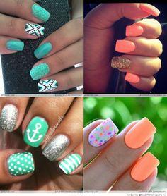 Summer & Beach Nails