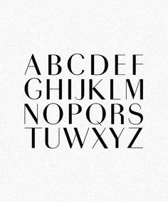 Sans Serif Didot by Kutan URAL, via Behance -- I ooooh and ahhhh every time I come across it Typography Layout, Typography Letters, Modern Typography, Modern Serif Fonts, Pretty Fonts Alphabet, Fancy Fonts Alphabet, Sans Serif Typeface, Typography Quotes, Typography Poster