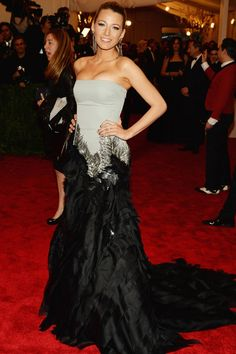 Blake Lively Metball 2013