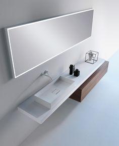 Via Veneto Vanity units by Falper | Vanity units