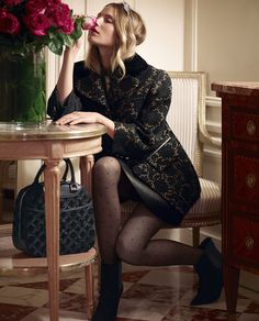 Louis Vuitton Pre-Fall 2013 Ad Campaign Seguici diventa nostra fan ed entrerai nel mondo fantastico del Glamour  Shoe shoes scarpe bags bag borse fashion chic luxury street style moda donna