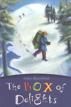 All about The Box of Delights (Classic Mammoth) by John Masefield. LibraryThing is a cataloging and social networking site for booklovers Fiction Books To Read, 100 Books To Read, Books You Should Read, Got Books, John Masefield, 100 Best Books, My Kind Of Love, Book Authors, Book Recommendations