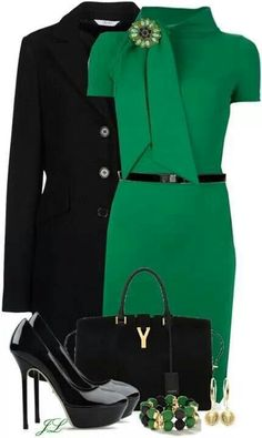 I don't usually go for green, but I like this shape.