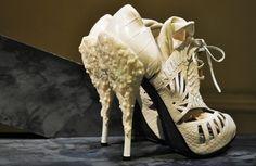 Crazy (about) Nicholas Kirkwood Shoes