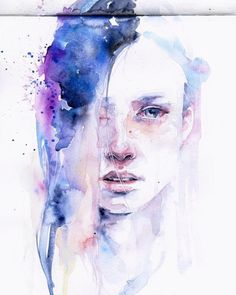 by __tebo__ — Work by @agnes_cecile - . Follow @welkincanvas - . Tag: #_tebo_ - May 28, 2016 at 08:43AM via: http://ift.tt/1VoiiZJ