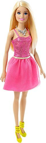 Barbie Glitz Doll, Pink Dress *** To view further for this item, visit the image link.