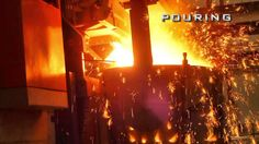 8 Best Electric Arc Furnace Images Electric Steel Mill