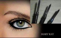 A perfilar esos ojos se ha dicho :)  #perfilador #colores #retractil #sacapuntas