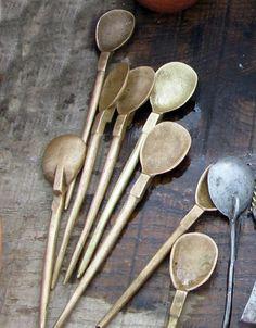 Roman spoons