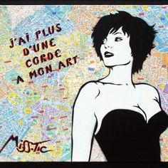 Street Art, Pin Up, Z Arts, Expositions, Rue, Pop Art, Collages, Fictional Characters, Inspiration