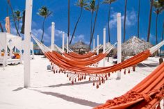 This hideout on the sands does its best to recreate a relaxed beach attitude. Original photos property of Punta Cana Lifestyle Real Estate. Punta Cana, Bavaro Beach, Sandy Beaches, Dominican Republic, Beach Club, Attitude, Places To Go, Real Estate, Lifestyle