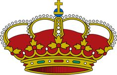corona  CROWN Corona Real, Symbols, Christmas Ornaments, Holiday Decor, Art, Crown, Crowns, Art Background, Corona
