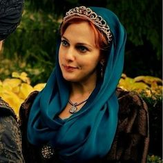 The Lymond Chronicles...Meryem Uzerli as Roxelana Sultan (Khourrem)