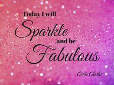 Sparkle....