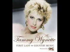 Tammy Wynette -  My Man.  Play this for your guy ladies; they will smile and actually want to treat you real good!