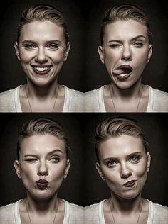 Scarlett  :) :P ;* :/