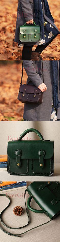 Handmade leather vintage women handbag shoulder bag crossbody bag Satchel Bag, Leather Satchel, Leather Purses, Leather Handbags, Crossbody Bag, Handmade Leather, Leather Craft, Leather Shoulder Bag, Shoulder Bags