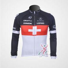 2012 Trek Long Sleeve Cycling Jersey