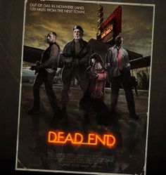 left 4 dead poster | Seven Left 4 Dead Posters From An Alternate Universe