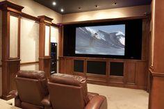 AV Interiors Home Theater Home Theater Installation Pinterest - Abt home theater
