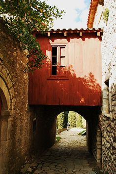 """little road""..Stemnista of Arcadia, Peloponnese / by Thalia Nouarou on flickr"