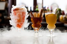 3 Creepy (And Tasty) Halloween Drinks To Make Now! #refinery29
