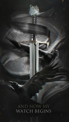 Game of thrones fan art, Jon Snow, night's watch, the wall