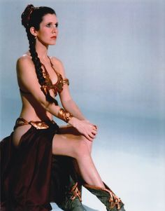 Carrie Fisher - Star Wars: Episode VI - Return of the Jedi (1983) (1981×2529) #leia