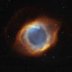 Netlore Archive: NASA photo of the Helix Nebula taken by the Hubble Space Telescope has been labeled the 'Eye of God' by frequent forwarders.