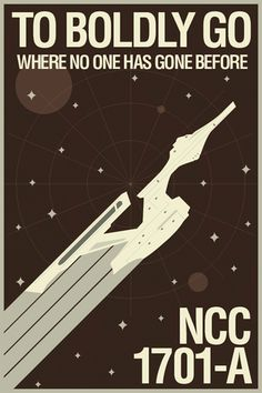 The USS Enterprise NCC-1701-A (or Enterprise-A, to distinguish it from prior and later starships with the same name) is a starship in the fourth, fifth, and sixth Star Trek films.