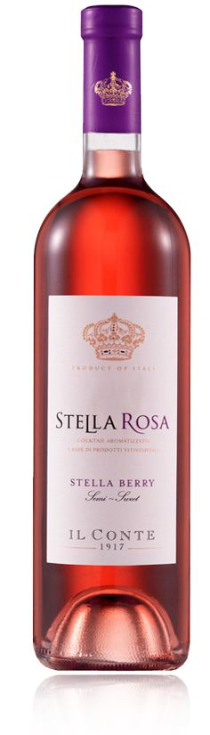 RSantos <3 MY ALL-TIME FAVORITE STELLA <3 **BERRY** (wild strawberry and blackberry...YUM!)