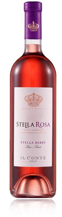 RSantos <3 MY ALL-TIME FAVORITE STELLA <3 **BERRY** (wild strawberry and blackberry...YUM!)