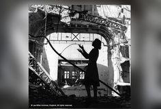 A Fiend Inside: Lee Miller - Faded + Blurred