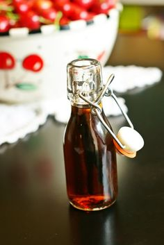 DIY Vanilla Extract . . . Works for Me Wednesday