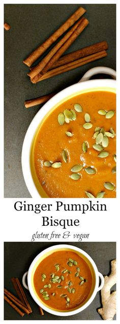 Did you ever have a food that spoke to your soul? A food so good, that you can remember exactly wher Fall Recipes, Real Food Recipes, Soup Recipes, Vegan Recipes, Pumpkin Recipes, Recipies, Thanksgiving Soups, Thanksgiving 2020, Thanksgiving Decorations