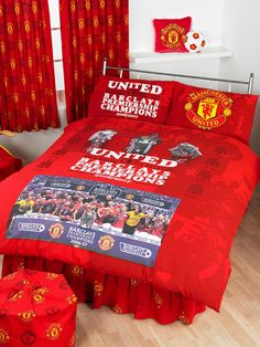 Man U Duvet Sizes Double Covers Manchester United Football Bed Reviews