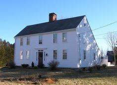 Daniel Tuttle House (1792)