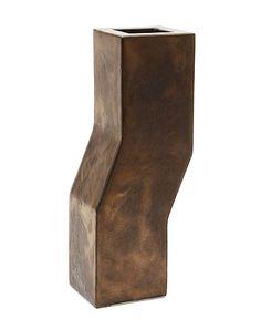 Jan van der Vaart; Glazed Stoneware 'Multipel' Vase, 1967 .