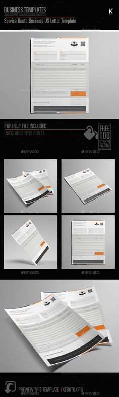 Packaging Slip Pro US Letter Template Letter templates, Template
