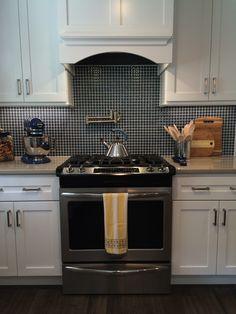 Property Brothers design with Emtek cabinet hardware