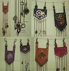 Chatelaines by Wolfs Crafts and Susan Wolf - $60 introductory offer