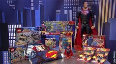 Win a Free 'Man of Steel' CD and Superman Prize Package