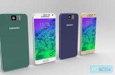 Ini Bentuk Samsung Galaxy S6 Berdasarkan Rumor yang Beredar