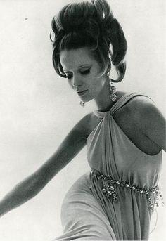Veruschka, photo by Bert Stern, 1965