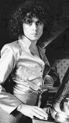 Marc Bolan, 1977