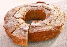 Piernik z jabłkami. Kliknij w zdjęcie, aby poznać przepis. #ciasta #ciasto #desery #wypieki #cakes #cake #pastries