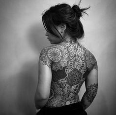 Geometric back work