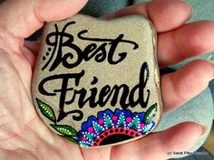 Hey, I found this really awesome Etsy listing at https://www.etsy.com/listing/263615761/best-friend-bff-painted-rocks-painted